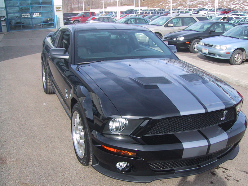 2007 shelby gt 500 for Garage ford vernon 27200